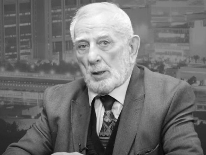 Jovan I. Deretić - Foto: Screenshot