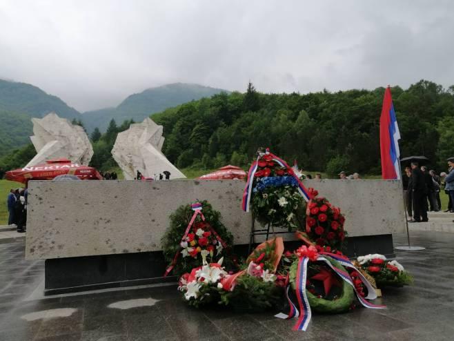 Sutjeska - obilježavanje - Foto: RTRS