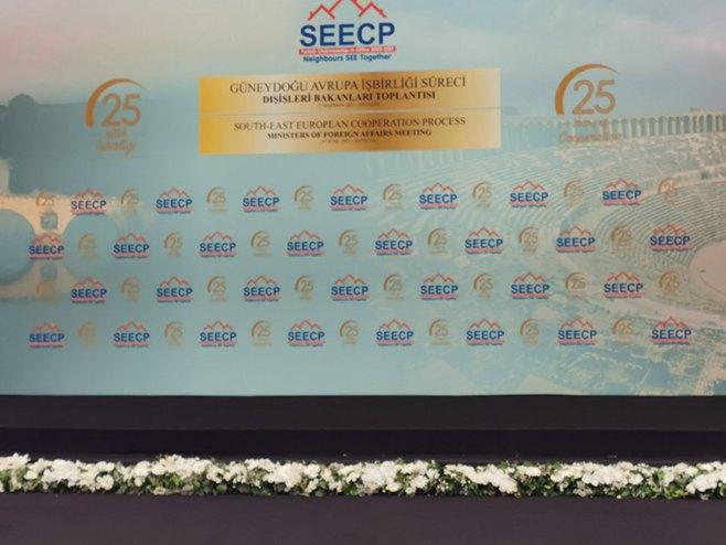 Antalija - Samit Procesa saradnje u jugoistočnoj Evropi - Foto: RTRS