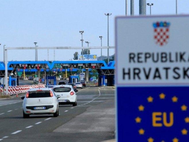 Ulaz u Hrvatsku - Foto: nezavisne novine