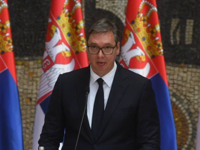 Aleksandar Vučić (foto:instagram) -