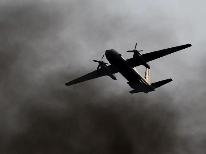 """Ruski avion """"An-26"""" (foto: RIA Novosti / Vitaliй Anьkov) -"""