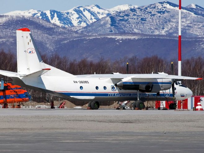 "Ruski avion ""An-26"" (foto: Ivan G. / russianplanes.net) -"