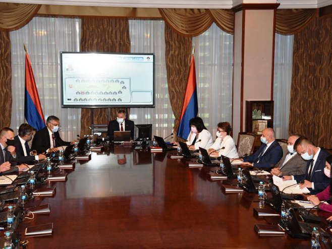Sjednica Vlade Republike Srpske -