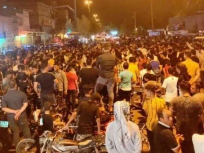 Protesti u Iranu - Foto: AFP