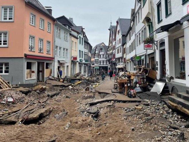 Poplave u Njemačkoj (Foto: dw.com) -
