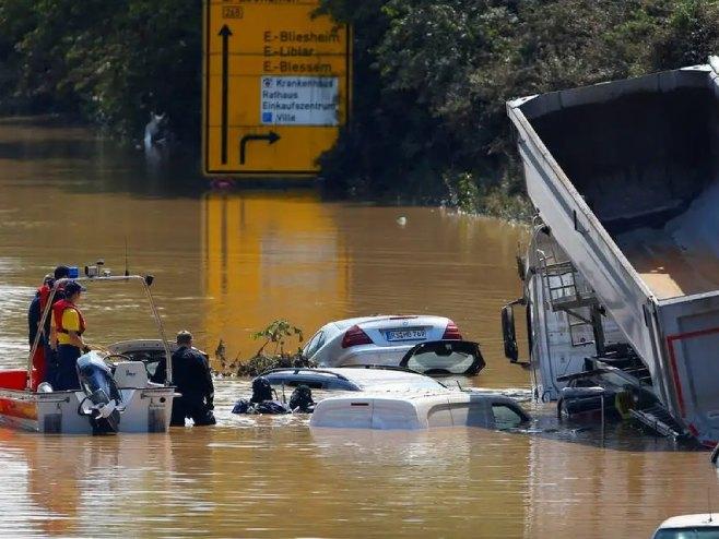 Poplave u Njemačkoj (Foto: middleeastaffairs.net) -