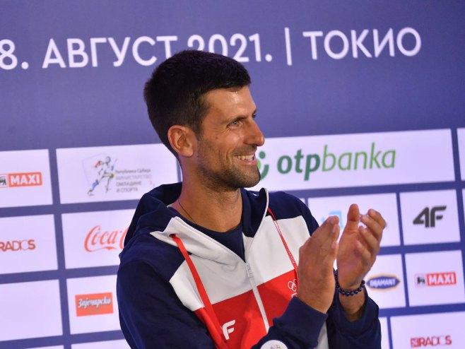 Novak Đoković (Foto:  Sputnik / Lola Đorđević) -
