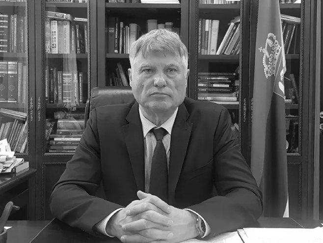 Miroslav Lazanski (foto: Sputnik / Olivera Ikodinović) -