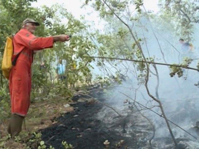 Vatrogasci iz Hercegovine - Foto: RTRS