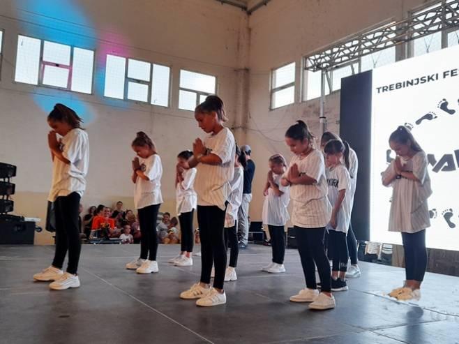 Trebinje - festival plesa - Foto: RTRS