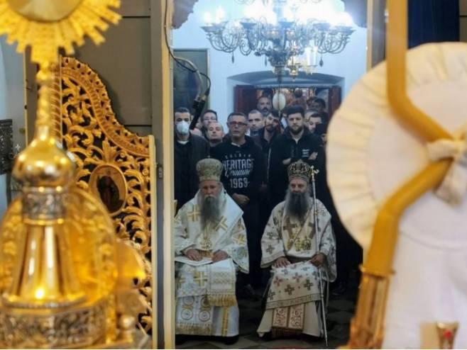 Počelo je ustoličenje mitropolita Joanikija (Foto: D. Milovanović) -